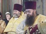 Отец Амвросий с братом, протоиереем Михаилом Таратухиным