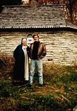 Бабушка со стороны матери