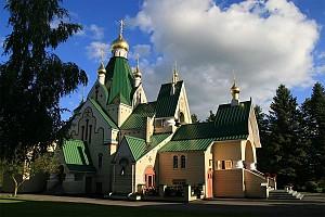 Свято-Троицкий монастырь, Джорданвилль, Нью Йорк