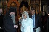Архиепископ Кирилл и Первая Леди России, Светлана Медведева